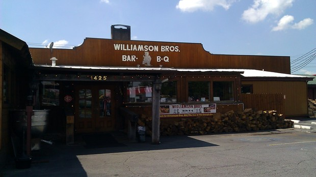 Williamson Bros. Bar-B-Q