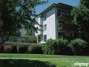 Oak Creek Apartments (palo Alto)