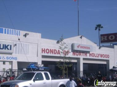 Honda of Hollywood