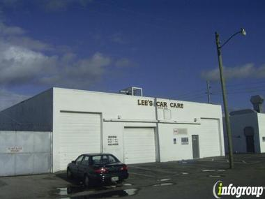 Lee&#039;s Car Care