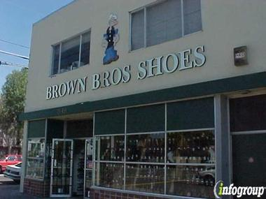 Brown Brothers Shoes