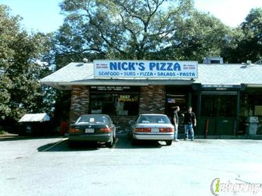 Nick&#039;s Seafood Subs &amp; Pizza