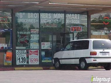 B Brothers Mini Mart