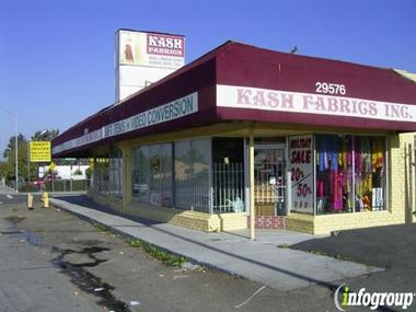Kash Fabrics