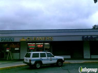 Westside Cleaners