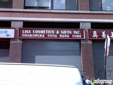 Lisa Cosmetics & Gift Inc