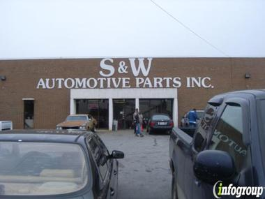 S & W Automotive Parts Inc