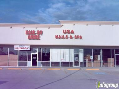 Usa Nails &amp; Salon