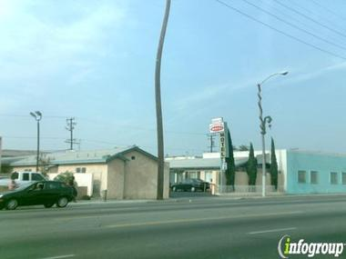 Hollywood Park Motel