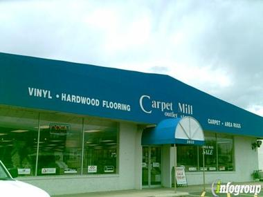 Carpet Mill Outlet Store