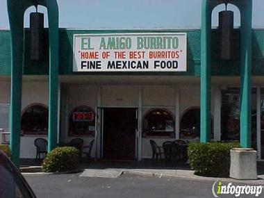 El Amigo Burrito