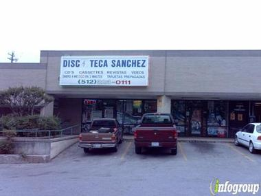 Discotheques Sanchez