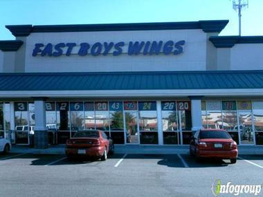 Fat Boys Wings