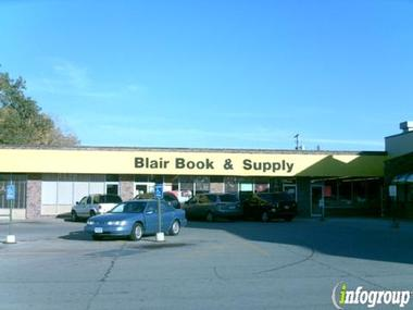 Blair Book & Supply Ctr
