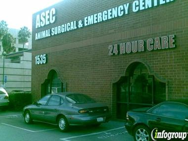 Animal Surgical & Emergency Center Asec