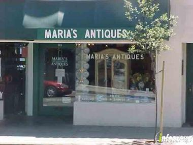 Maria's Antiques Of Los Gatos
