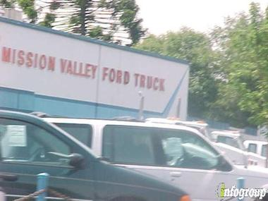 Mission Valley Ford Trucks