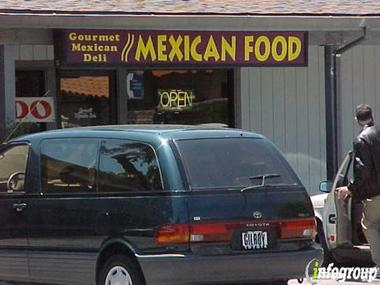 Gourmet Mexican Deli
