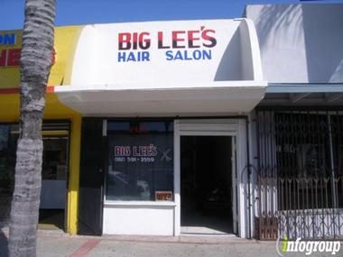 Big Lee&#039;s Hair Salon