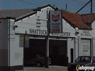 Shattuck Auto Collision Ctr