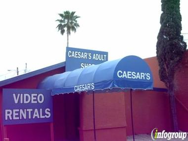 Caesar's Adult Video Store