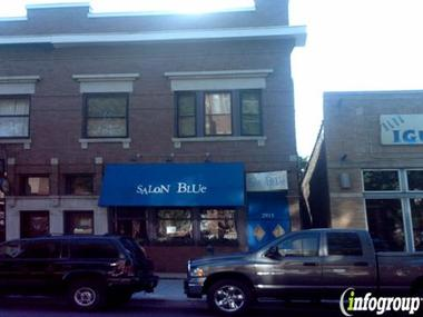 Salon &amp; Spa Blue