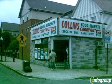 Collins Carryout &amp; Mini Store