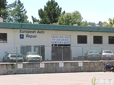 European Auto Repair Inc