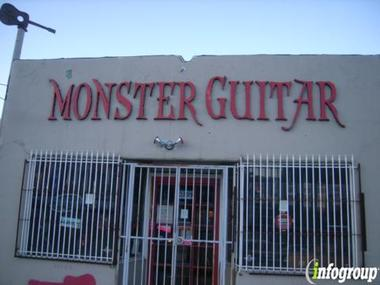 Monster Guitar