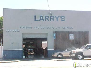 Larry's Foreign & Domestic Car