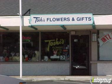 Toshi's Flowers & Gifts