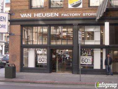 Van Heusen Factory Outlet
