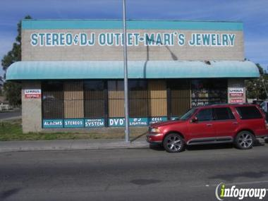 Stereo &amp; Dj Outlet
