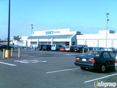 Sam&#039;s Club Optical Ctr