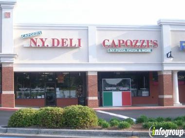 Capozzi's New York Pizza-Pasta