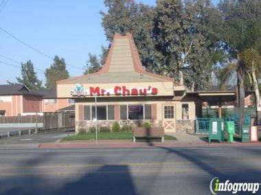 Mr Chau's Chinese Fast Food