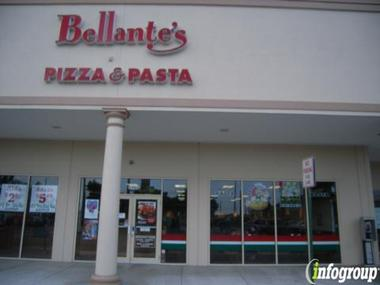 Bellante&#039;s Pizza &amp; Pasta