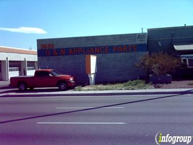 G & N Appliance Parts Co