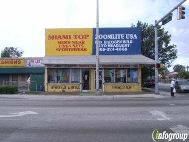 Miami Top Apparel Inc