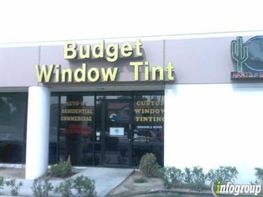 Budget Window Tint