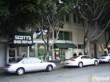 Scott&#039;s Shoe Repair