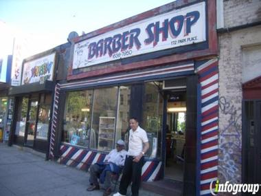 Benoit Barber Shop