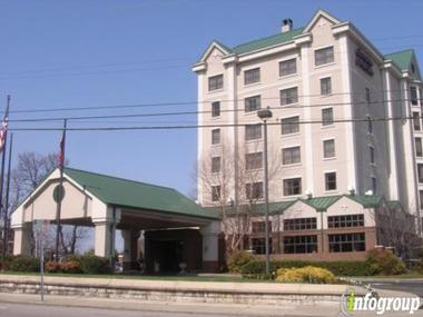 Hampton Inn & Suites Nashville-Vanderbilt-Elliston Place Nashville Hotels