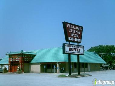 Village China Wok Buffet