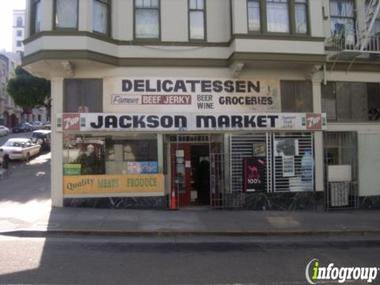 Jackson Market &amp; Beef Jerky