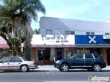 Planet Hair & Beyond Salon