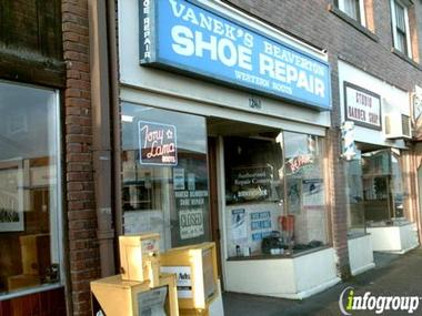 Vanek's Beaverton Shoe Repair