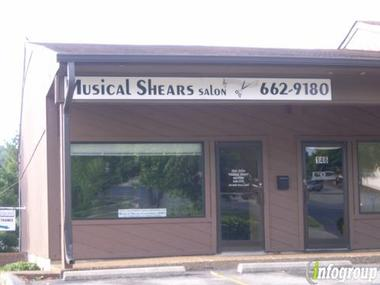 Musical Shears