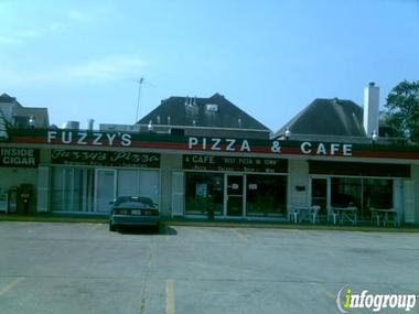 Fuzzy&#039;s Pizza &amp; Cafe