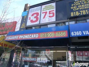 Discount Phone Card